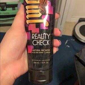 Jwoww bronzer tanning lotion